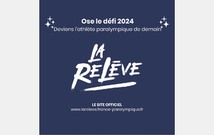 Dispositif national  LA RELÉVE  2éme édition - CPSF