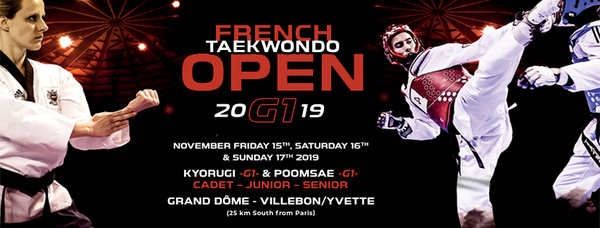 French Open Combat G1 (Cad-Jun-Sen) & Poumsé G1